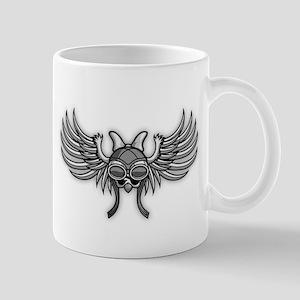Biker Chick 417 11 oz Ceramic Mug