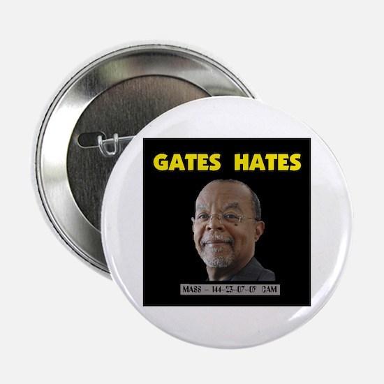 """PROFESSOR HATE 2.25"""" Button"""