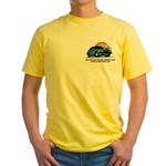 Yellow T-Shirt - NEFLSAAB