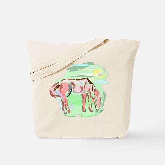 Pretty Horse Tote Bag