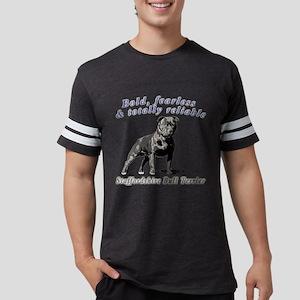 Bold-reliable-hat Mens Football Shirt