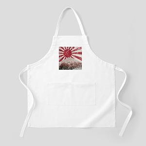 Vintage Mount Fuji BBQ Apron