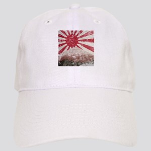 Vintage Mount Fuji Cap