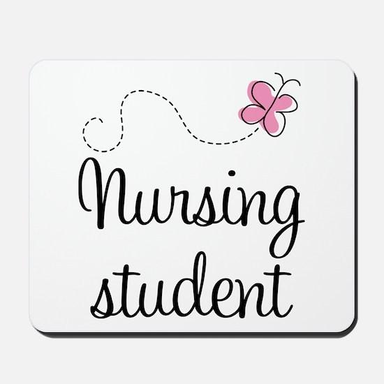 Nursing School Student Mousepad