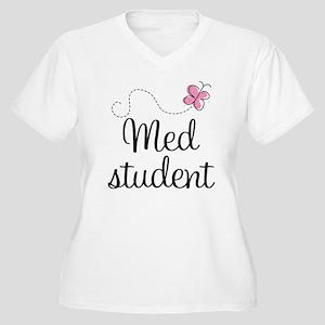 Med School Student Women's Plus Size V-Neck T-Shir