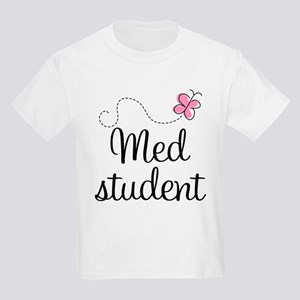 Med School Student Kids Light T-Shirt