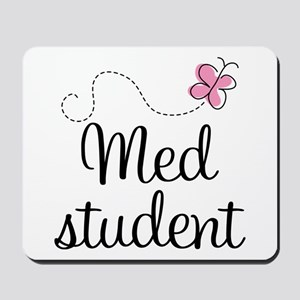 Med School Student Mousepad