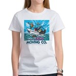 Captain Sig Moving Co. Women's T-Shirt