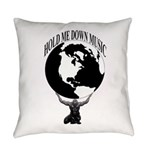 HOLD ME DOWN MUSIC GROUP OFFICIAL Everyday Pillow