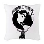 HOLD ME DOWN MUSIC GROUP OFFICIAL Woven Throw Pill