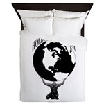 HOLD ME DOWN MUSIC GROUP OFFICIAL Queen Duvet