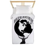HOLD ME DOWN MUSIC GROUP OFFICIAL Twin Duvet Cover
