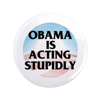 "Stupidly 3.5"" Button (100 pack)"