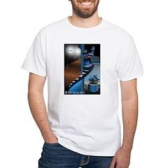 Tarot Fool White T-Shirt