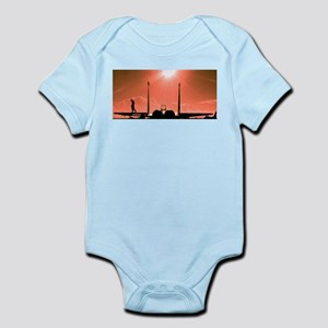 Sunset Eagle Infant Creeper