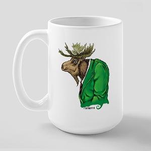 Moose Man Mug