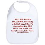 Still No Collusion Except Cotton Baby Bib