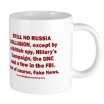 Still No Collusion Except 20 oz Ceramic Mega Mug