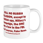 Still No Collusion Except 11 oz Ceramic Mug