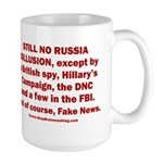 Still No Collusion Except 15 oz Ceramic Large Mug