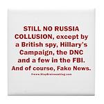 Still No Collusion Except Tile Coaster