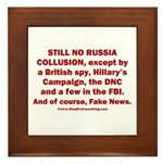 Still No Collusion Except Framed Tile