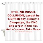 Still No Collusion Except Shower Curtain