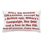 Still No Collusion Except Pillow Case