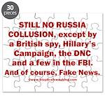 Still No Collusion Except Puzzle