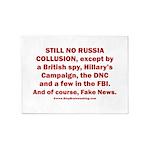 Still No Collusion Except 5'x7'Area Rug