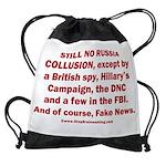 Still No Collusion Except Drawstring Bag