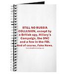 Still No Collusion Except Journal