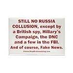 Still No Collusion Except Rectangle Magnet