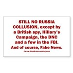 Still No Collusion Except Sticker (Rectangle)