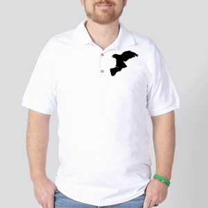 Falconry/Hawking Golf Shirt