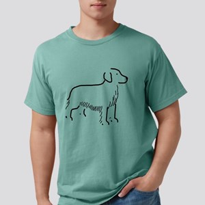 Golden Retriever Sketch T-Shirt