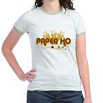 Paper Ho Retro Jr. Ringer T-Shirt