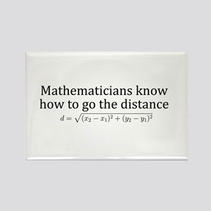 Mathematicians know how to go the distance Rectang