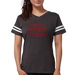 Liberal definition of Racist Womens Football Shirt