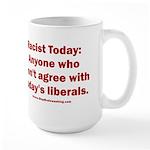 Liberal definition of Rac 15 oz Ceramic Large Mug