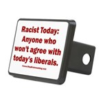 Liberal definition of Raci Rectangular Hitch Cover
