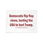 Flip to Hurt Trump 5'x7'Area Rug