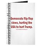 Flip to Hurt Trump Journal