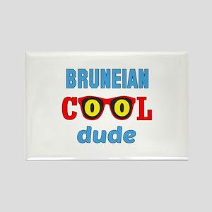 Bruneian Cool Dude Rectangle Magnet
