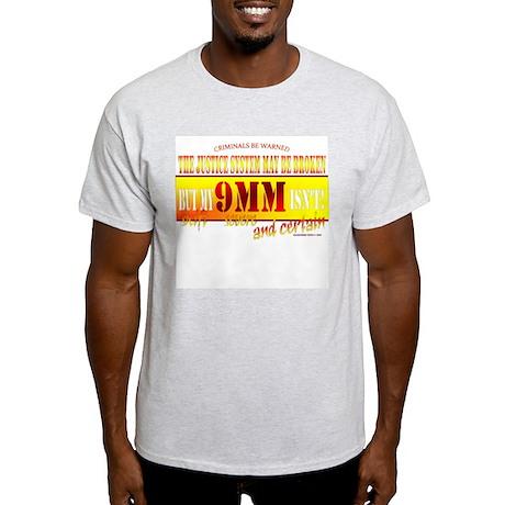 9mm Justice Light T-Shirt