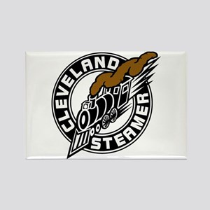 Cleveland Steamer Rectangle Magnet