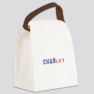 Charley Canvas Lunch Bag