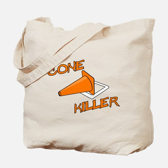 Cone Killer Tote Bag