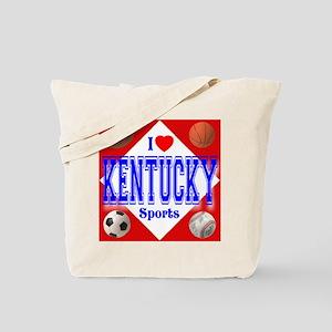 I Love Kentucky Tote Bag
