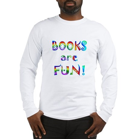 Books Long Sleeve T-Shirt